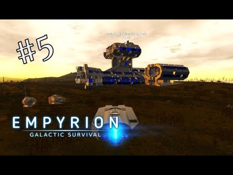 GOING FULL NOMAD | Empyrion Galactic Survival | Alpha 8 new Play-through | #5