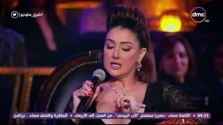 غادة عبد الرازق تكشف مهنتها قبل دخول التمثيل - E3lam.Org