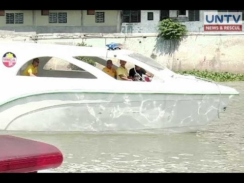 I-ACT aims to broaden Pasig River Ferry System operations