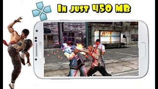 How to download a game like urban reign in android Just in 450 MB