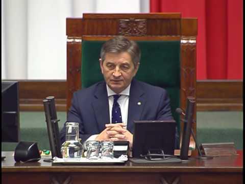34. posiedzenie Sejmu. Marszalek odracza obrady do 25 stycznia