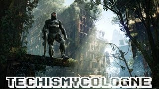 Crysis 3 Beta Gameplay | Commentary | AMD Dual Graphics | 1080p | is it playable?