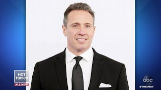 Chris Cuomo Tests Positive for Coronavirus | The View