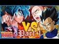 Vegeta Reacts To Saitama VS Goku Crossover Part 1 mp3