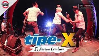 SERUNYA TIPE-X! Bawain Lagu KARENA CEMBURU
