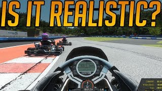 rFactor 2 Kart Sim: How Realistic Is It?