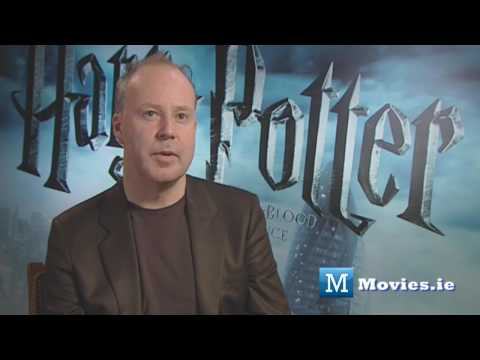 The final Harry Potter films   with director David Yates Doctor Who Movie