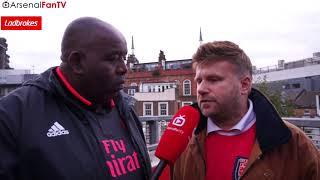 Arsenal 2-1 Swansea City   Ozil & Alexis Don