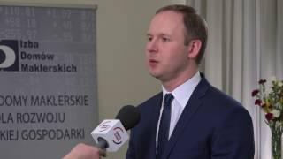 Marek Chrzanowski   Przewodniczący KNF   XVII Konferencja Izby Domów Maklerskich