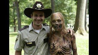 Топ 5 сериалов про зомби