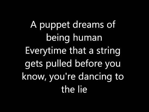 Strung Out - No Voice of Mine (Lyrics)