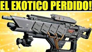 Destiny: EL EXÓTICO PERDIDO HACE MUCHO TIEMPO!... POCKET INFINITY en PVP