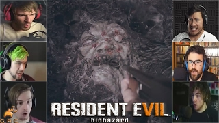 Gamers Reactions to Eveline The FINAL BOSS | Resident Evil 7: …