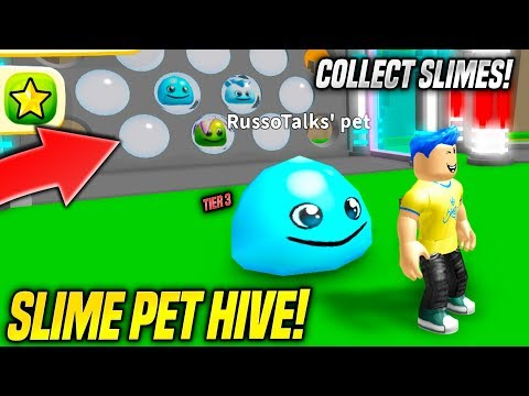 THIS Is The NEW BEE SWARM SIMULATOR!! *SLIMEULATOR* (Roblox)