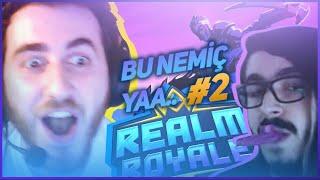 Realm Royale #2 - Bu Oyun Nemiç Yha w/Kendine Müzisyen