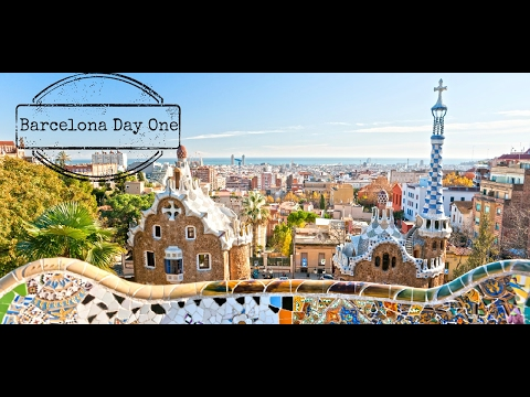 Amazing Barcelona Holiday - Part 1 | Blavis Restaurant & Parc de Ciutadella | February 2017