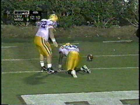 Cecil Collins 1997 LSU Highlights