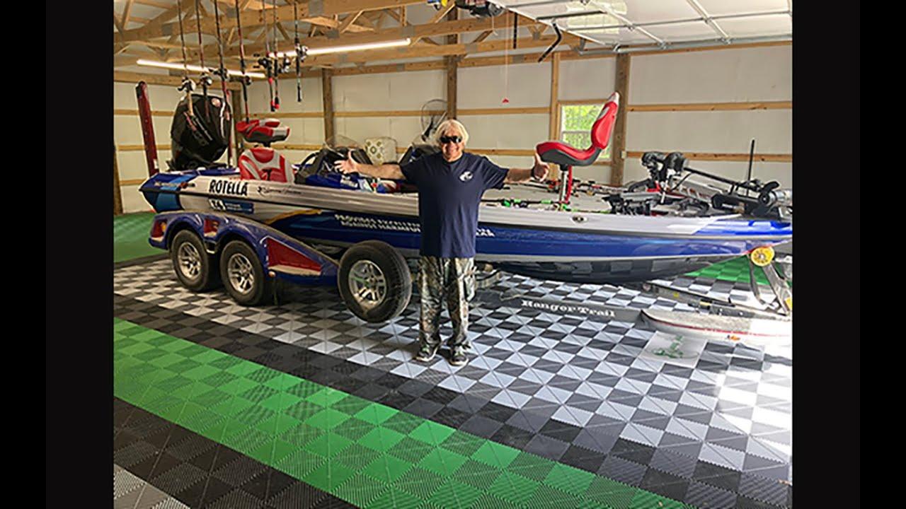 My New Ranger Boat!