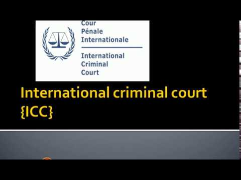 upsc\pcs\ssc\,|international criminal court {ICC}
