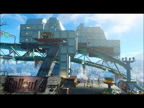 Grand Museum of the Commonwealth 🌉 Fallout 4 Tour