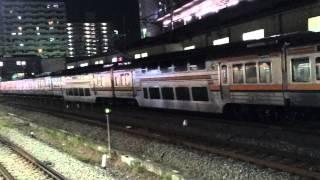 20121025 211系 廃車回送② 推進回送編