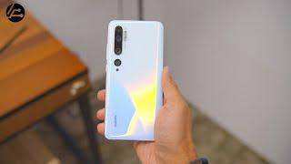 Xiaomi Mi Note 10 First Impressions
