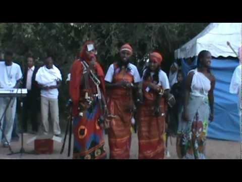 borana cultural night(BYA) held in moyale, sessi