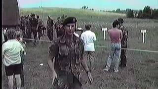 12th Special Forces Group Jump - 1989