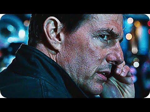 JACK REACHER 2: NEVER GO BACK Trailer (2016) Tom Cruise Action Movie