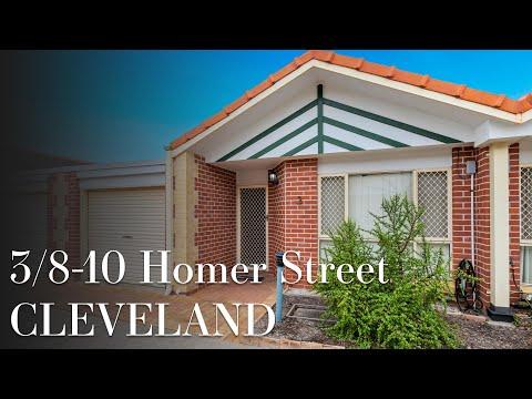 3/8-10 Homer Street, Cleveland