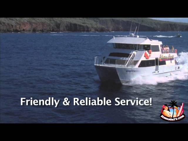 Expeditions Maui Lanai Ferry 800-695-2624
