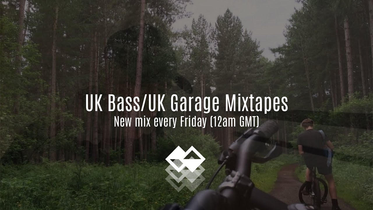 UK Bass/UK Garage Mixtapes (Available on Spotify 'Weekly')