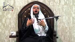 الملا أحمد آل رجب - ثلاث خصال تستجلب المحبة