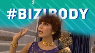 #BiziBody: Sajat nak 'cili' mulut jahat netizen!