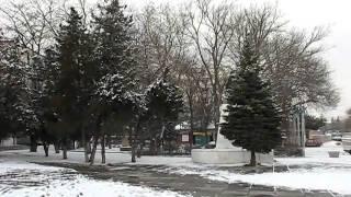 Крым, г. Белогорск, пл. Ленина(Пробное видео., 2011-03-27T11:42:58.000Z)