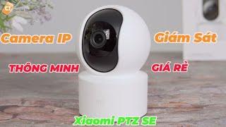 Camera IP Giám Sát Xiaomi PTZ SE - 1080P Góc Rộng 110, Xoay 360 Độ - Đèn Hồng Ngoại 940nm Kính F2.1