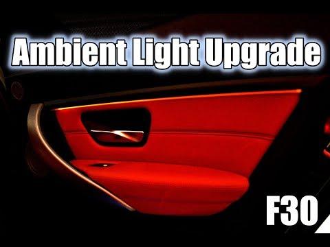 Download F30 F31 Ambient Interior Lighting Upgrade Mp3 3gp Mp4