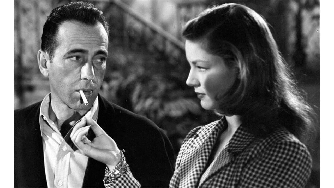 Humphrey bogart and lauren bacall youtube for Lauren bacall married to humphrey bogart