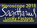 Sagittarius Dhanu Rashi 2018 Horoscope, Lucky Factors, Colors, Numbers, Days, Rudraksha, Gemstones