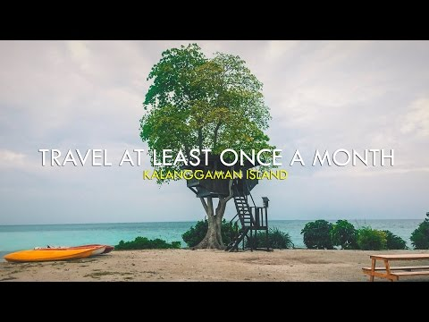 Why You Need To Travel At Least Once A Month? | Kalanggaman Island | Pao Adventurer