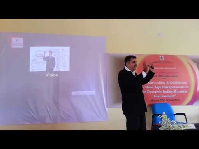 What are the Qualities of an Entrepreneur by Jagdish Ahuja