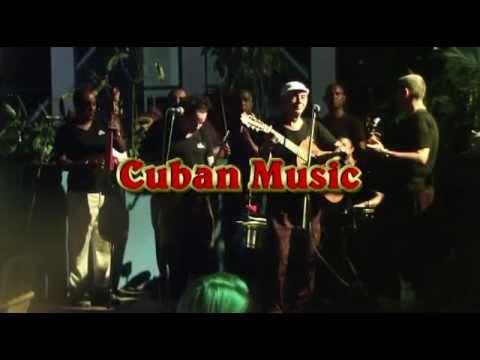 Cuban Music  Santhabana Band in Varadero