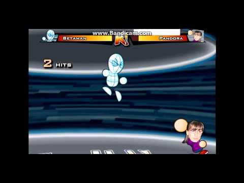 Zs vs Pandora!!! l RUMBLAH! - Gaming With Zs