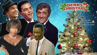 Classic Christmas Songs : Frank Sinatra,Dean Martin,Elvis,Nat king Cole, Dean Martin,Johnny Mathis..