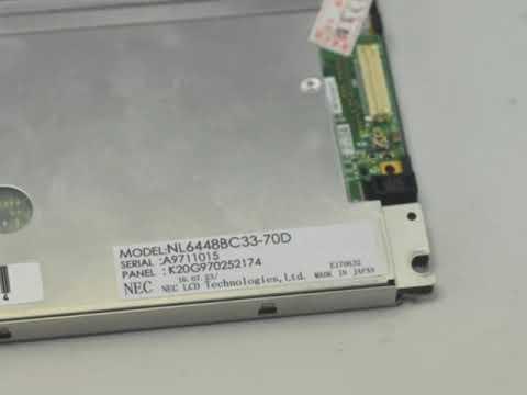 """NL6448BC33-70D NEC 10.4"""" TFT LCD Panel LCD Display NL6448BC33 70D LCD Screen Panel LCD Display"""