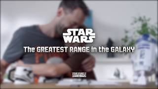 DISNEY STORE | Star Wars: The Force Awakens - The Greatest Range in the Galaxy | Official Disney UK