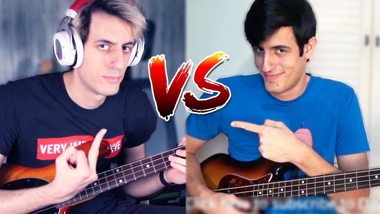 A Bass Battle vs Myself from 10 Years Ago