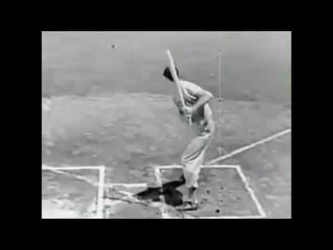 Ted Williams Swing Breakdown