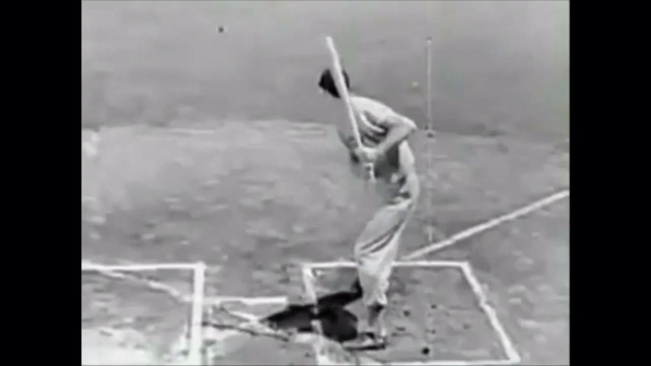 Ted Williams Swing Breakdown