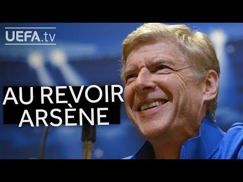 ARSÈNE WENGER Best Arsenal Moments